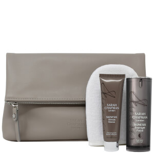 Sarah Chapman Skinesis The Festive Glow Gift Set (Worth £70.50)
