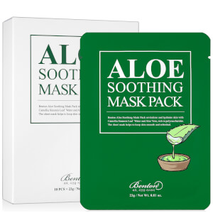 Benton Aloe Soothing Mask Pack -10 Ea/Pack