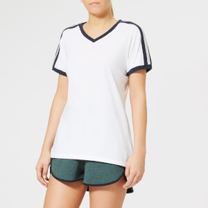 LNDR Women's Sport Short Sleeve T-Shirt - White