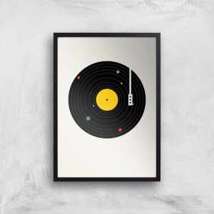 Florent Bodart Music Everywhere Art Print