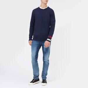 Diesel Men's K-Top Sweatshirt - Blue: Image 3