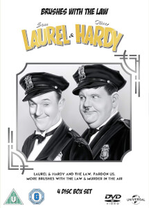 Laurel & Hardy: Brushes with the Law