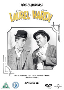 Laurel & Hardy: Love & Marriage