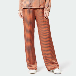 Gestuz Women's Veronica Pants - Ginger Stripe