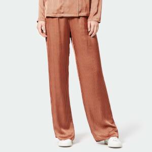 Gestuz Women's Veronica Pants - Ginger Stripe
