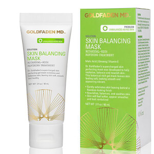 Goldfaden MD Skin Balancing Mask Botanical Rich Refining Treatment 60ml