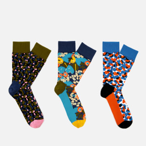Happy Socks Men's Wiz Khalifa Sock Box Set - Multi - UK 7.5-11.5