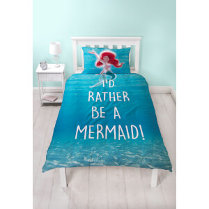 Little Mermaid Shellfie Duvet Set