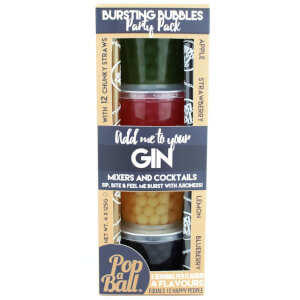 PopaBall Gin Bubbles Party Pack