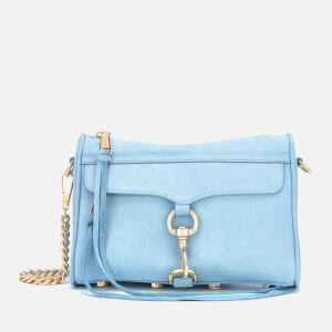Rebecca Minkoff Women's Mini M.A.C. Bag - Sky Blue