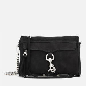 Rebecca Minkoff Women's Mini M.A.C. Bag - Black