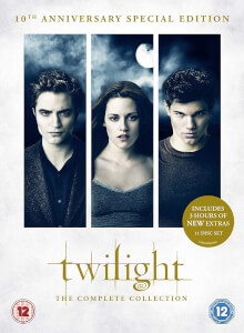 The Twilight Saga 10th Anniversary Special