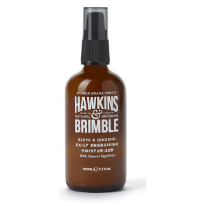 Hawkins & Brimble Natural Daily Energising Moisturiser (100 ml)