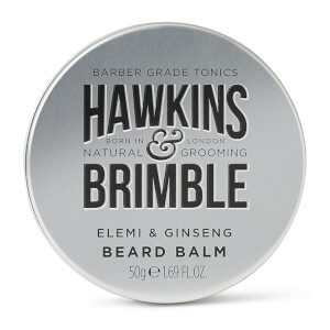 Acondicionador bálsamo de barba Natural Beard de Hawkins & Brimble (50 ml)