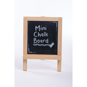 Mini Desktop Chalk Board