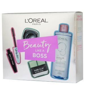 L'Oreal Paris Beauty Like a Boss Gift Set
