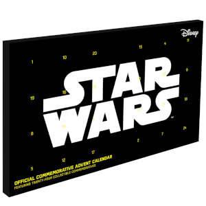 Star Wars Verzamelmunten Adventskalender - Zavvi Exclusive