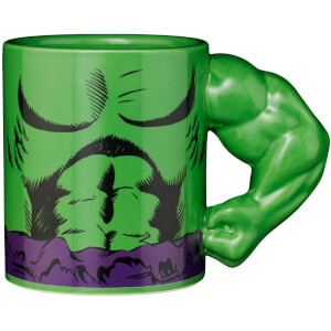 Meta Merch Marvel Incredible Hulk Arm Tasse