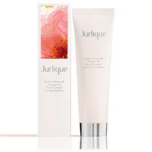 Jurlique Sweet Peony & Tangerine Hand Cream Limited Edition 100 ml
