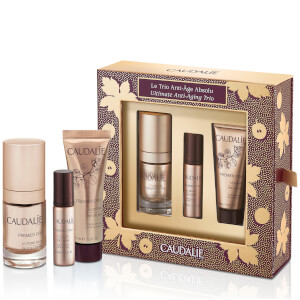 Caudalie Premier Cru Ultimate Anti-Ageing Trio (Worth £106)