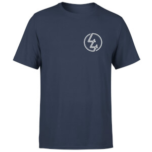 How Ridiculous 44 Pocket Emblem Men's T-Shirt - Navy