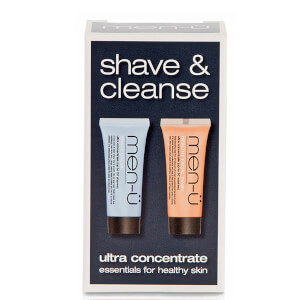 men-ü Shave and Cleanse Duo 2 x 15ml: Image 2