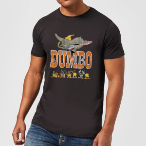 Dumbo The One The Only Herren T-Shirt - Schwarz