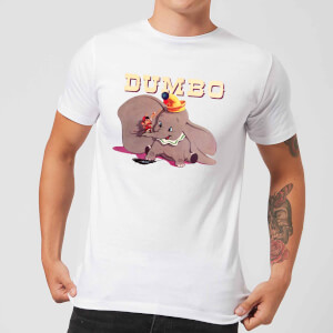 Dumbo Timothy's Trombone Men's T-Shirt - White