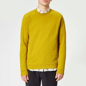 Folk Men's Rivet Sweatshirt - Sulphur