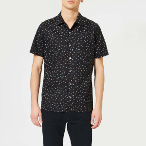PS Paul Smith Men's Short Sleeve Shirt - Dark Navy
