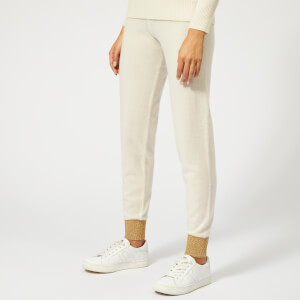Madeleine Thompson Women's Ariuno Pants - Cream/Gold