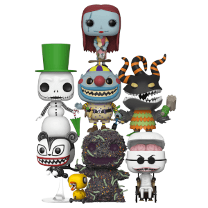 Disney Nightmare Before Christmas Pop! Bündel