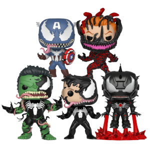 Marvel Venomized Pop! Vinyl - Pop! Collection