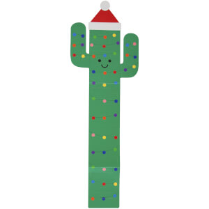 Sass & Belle Cactus Xmas Card Holder