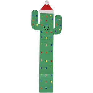 Sass & Belle Cactus Xmas Card Holder