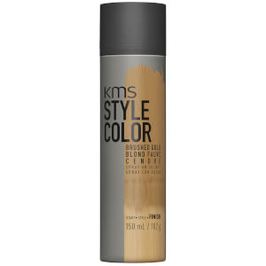 KMS Style Color -värisuihke, Brushed Gold 150ml