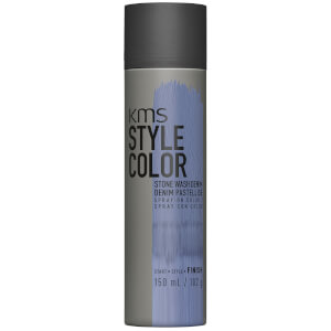 Espray de color Style Color Stone Wash Denim de KMS 150 ml