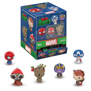 Figurines Funko Pint Sized Heroes - Marvel Noël