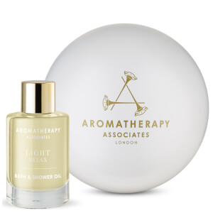Aromatherapy Associates Pearl of Wisdom - Light Relax Set
