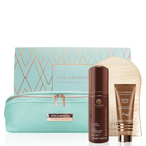 Vita Liberata Phenomenal Mousse Medium Set - Green Bag (Worth £71.50)