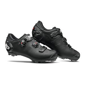 Sidi Dragon 5 SRS Matt Mega MTB Shoes - Matt Black