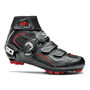 Sidi Breeze Rain MTB Shoes - Black