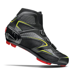 Sidi Frost Gore-Tex MTB Shoes - Black/Yellow