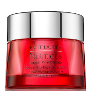 Estée Lauder Nutritious Super-Pomegranate Radiant Energy Night Crème/Mask 50 ml