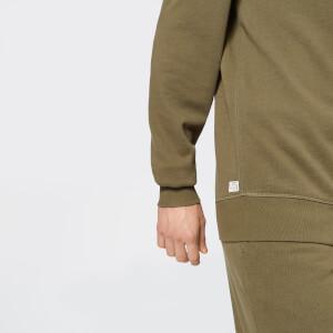 Diesel Men's Willy Sweatshirt - Khaki: Image 5