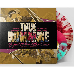 True Romance (Original Motion Picture Score) - Colour LP + 7 Inch
