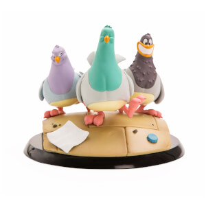 Figura vinilo Q-Fig Max Goodfeathers
