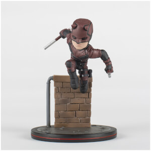 Quantum Mechanix Marvel Daredevil Q-Fig Diorama Vinyl Figure