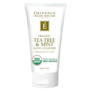 Eminence USDA Tea Tree and Peppermint Hand Cleanser 2oz