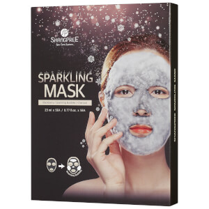 Masque Sparkling SHANGPREE 23 ml (5 masques)